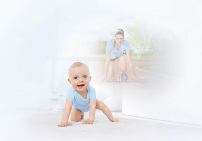 Baby Allergie Aptawelt Werbung